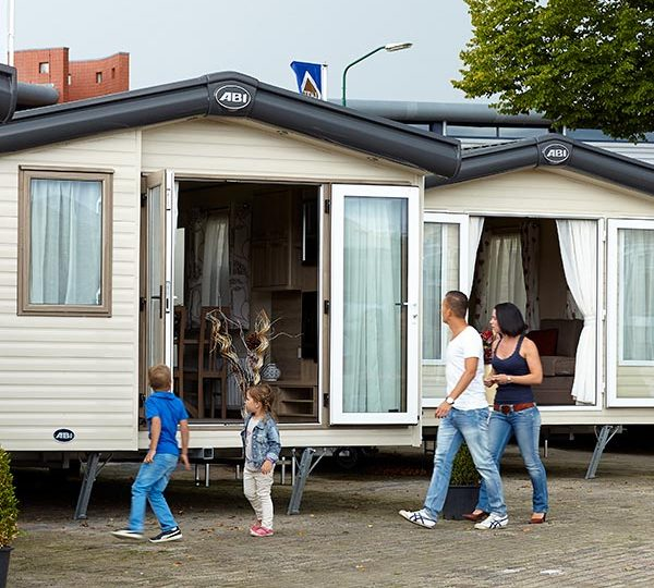 Sie suchen ein neues oder gebrauchtes Mobilheim oder Chalet? Dann auf nach Cuijk!